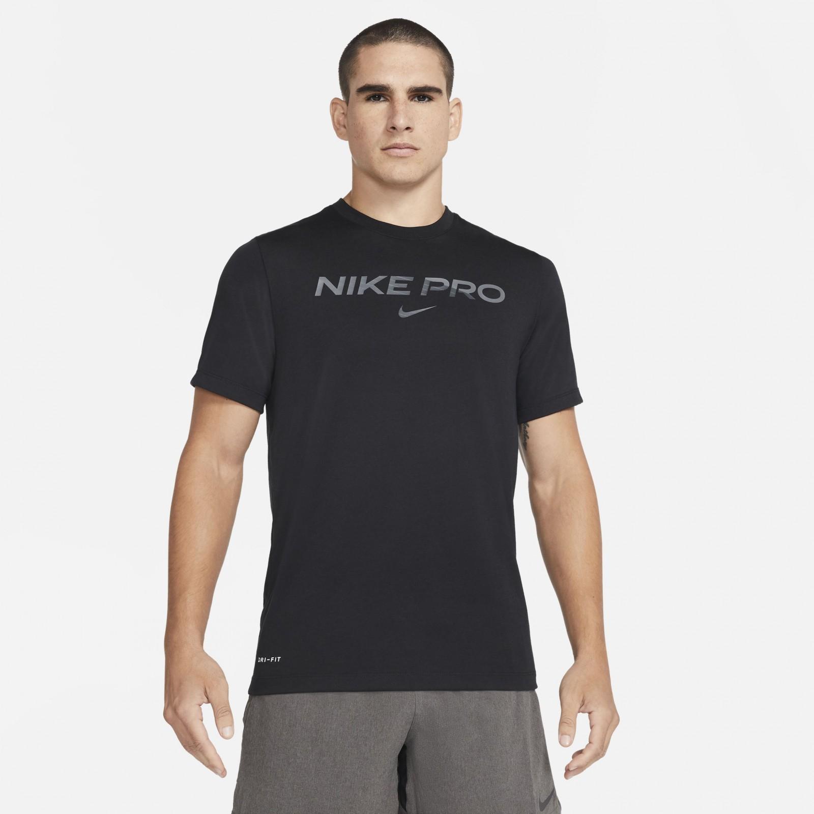 Nike Pro BLACK/IRON GREY