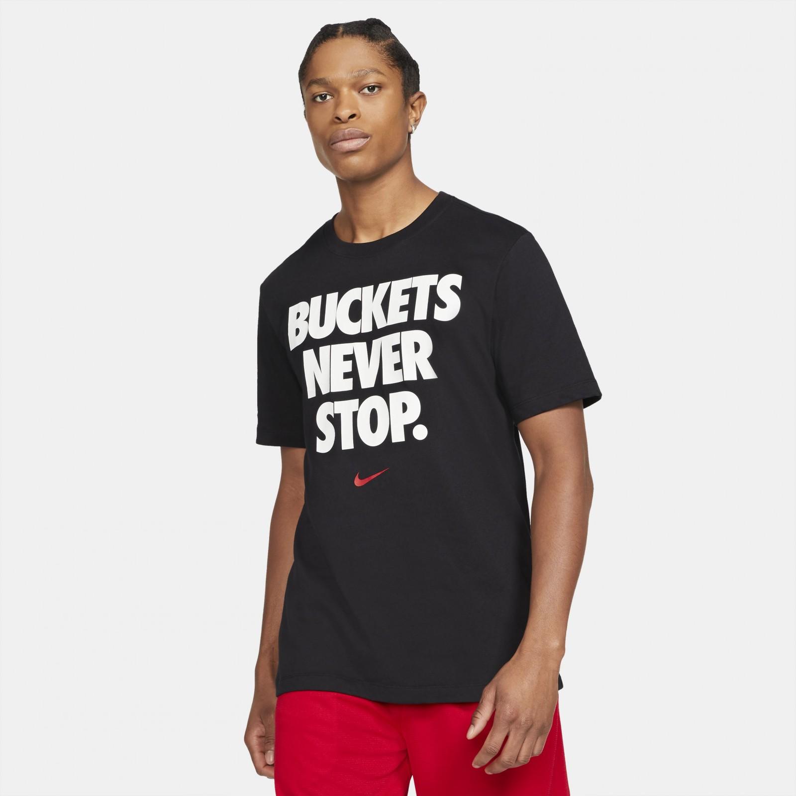 Nike Dri-FIT Buckets Never Stop. BLACK