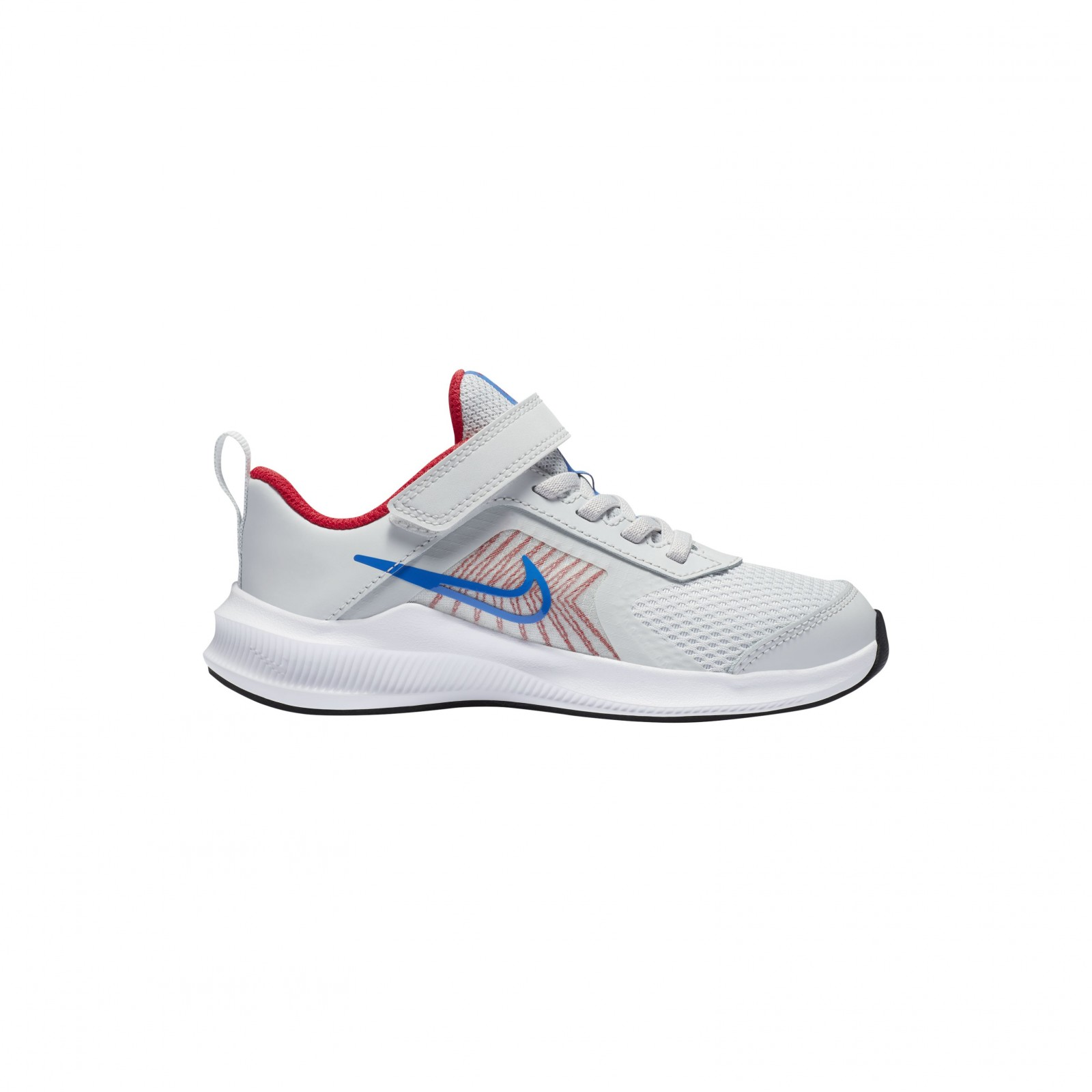 Nike Downshifter 11 PHOTON DUST/GAME ROYAL-UNIVERSITY RED