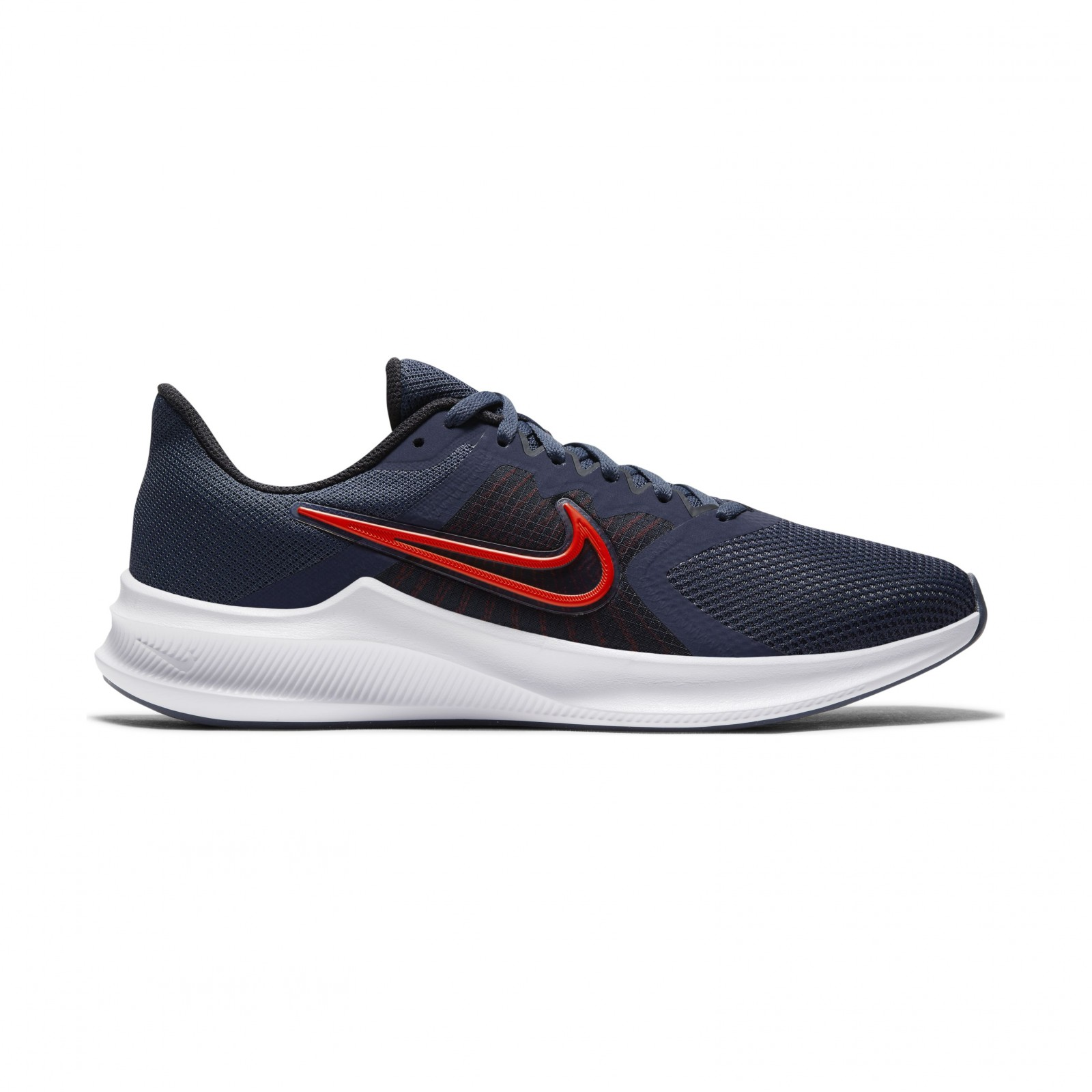 Nike Downshifter 11 THUNDER BLUE/CHILE RED-PURE PLATINUM