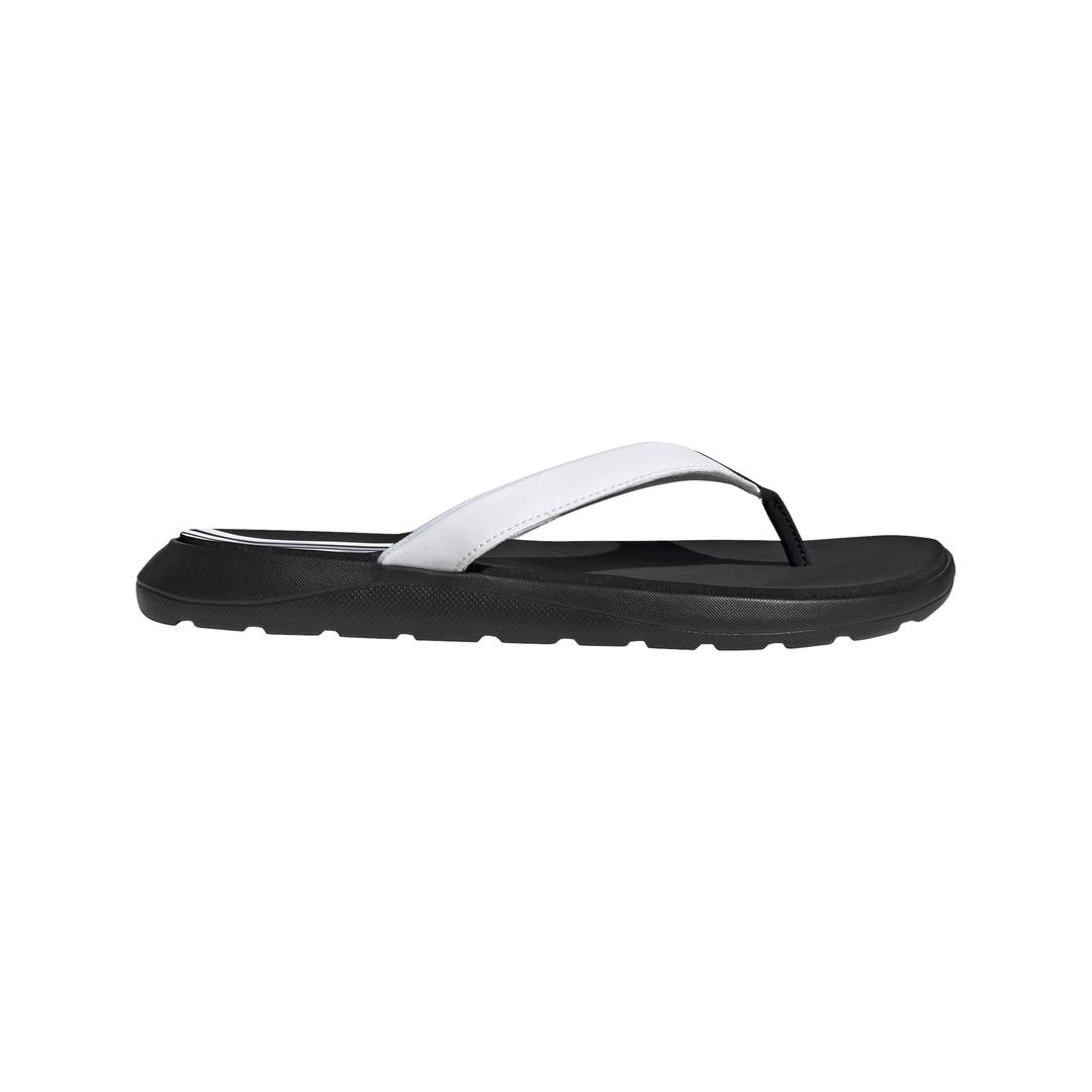 Comfort flip flop CBLACK/FTWWHT/CBLACK