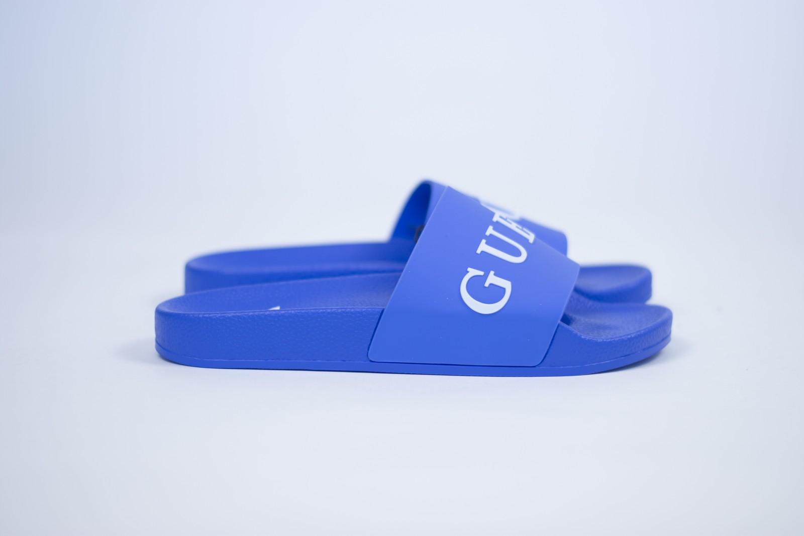 Guess slides ADVENTURE BLUE