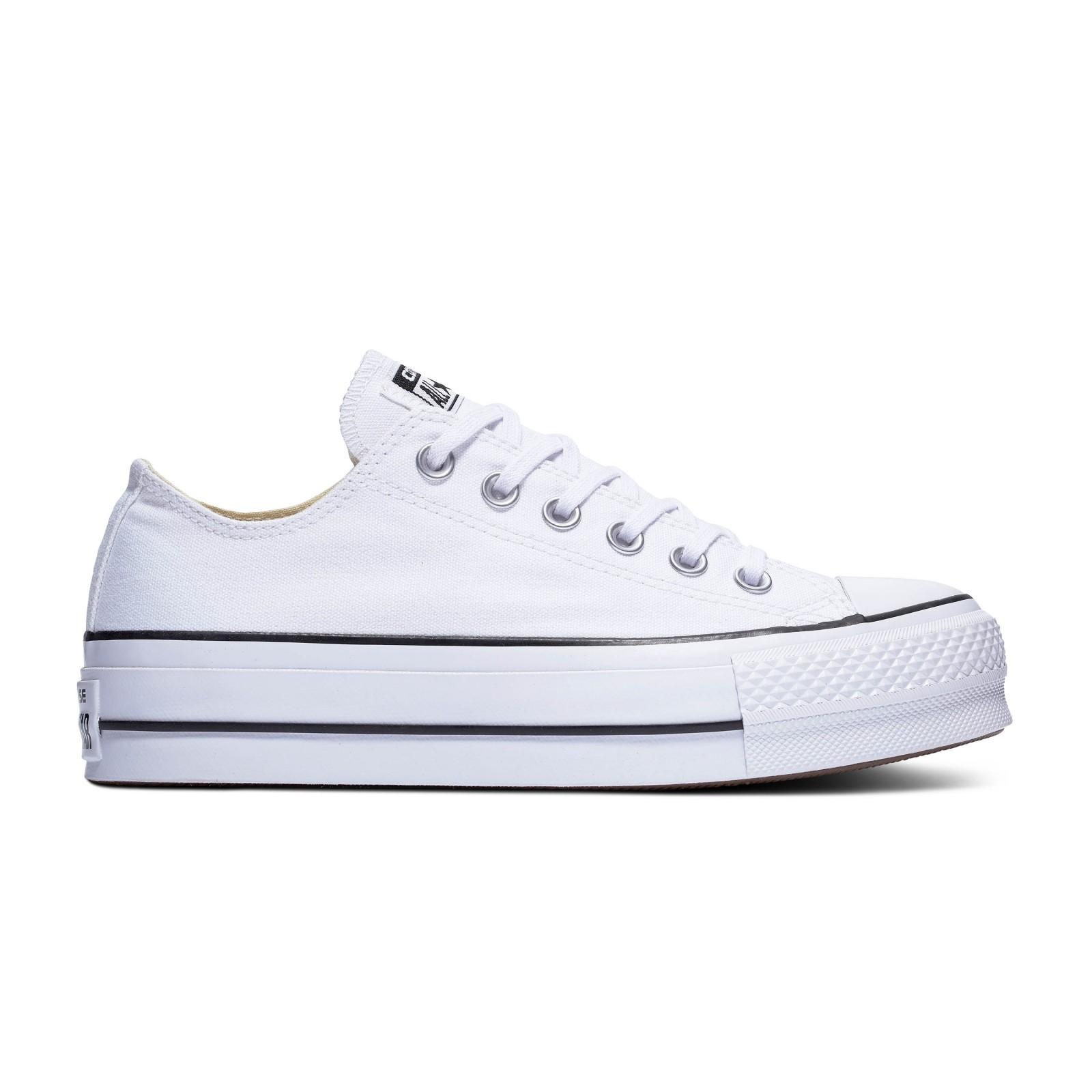 Chuck Taylor All Star Lift WHITE/BLACK/WHITE