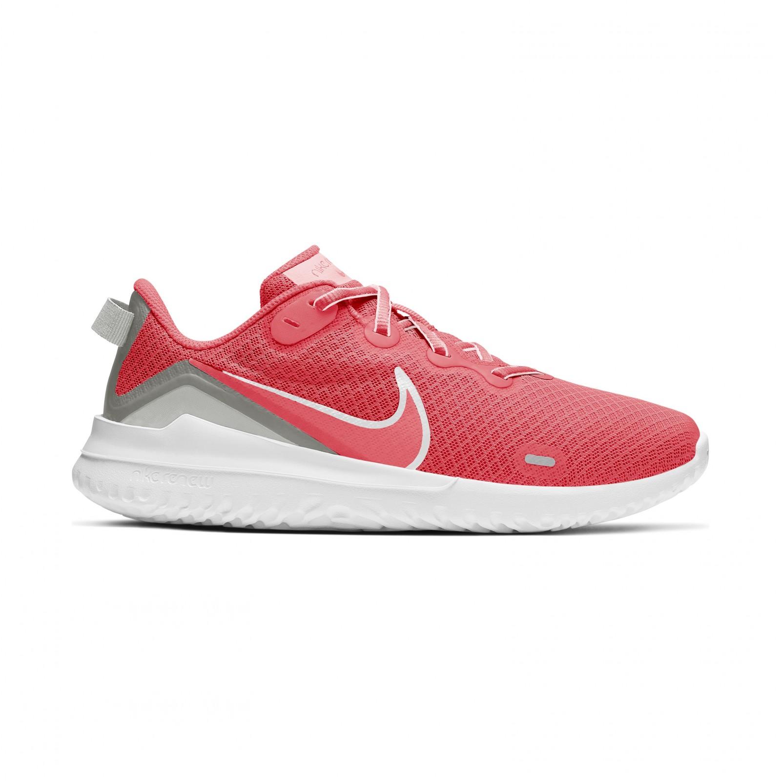 Nike Renew Ride FLASH CRIMSON/WHITE-VAST GREY