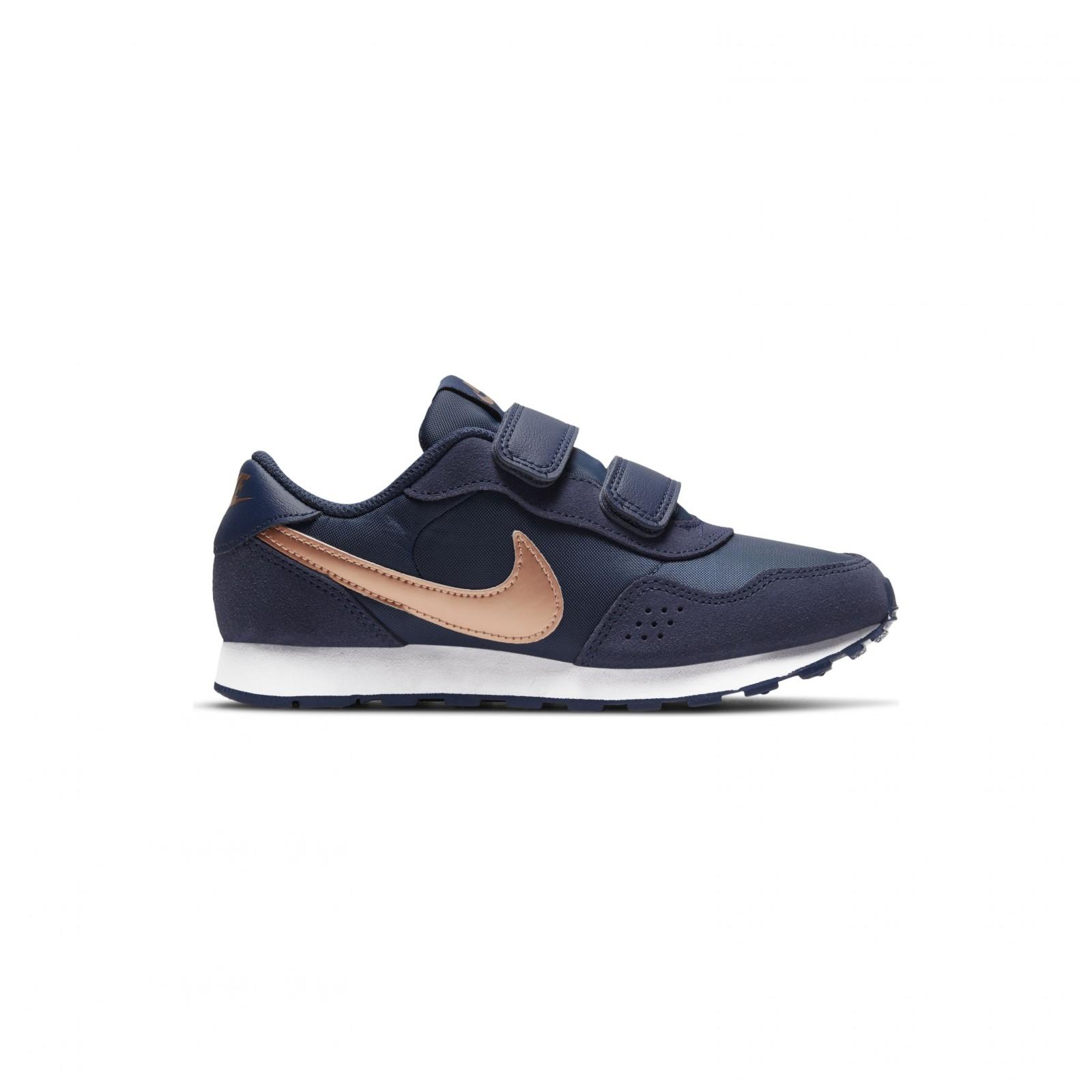 Nike MD Valiant MIDNIGHT NAVY/MTLC RED BRONZE-WHITE