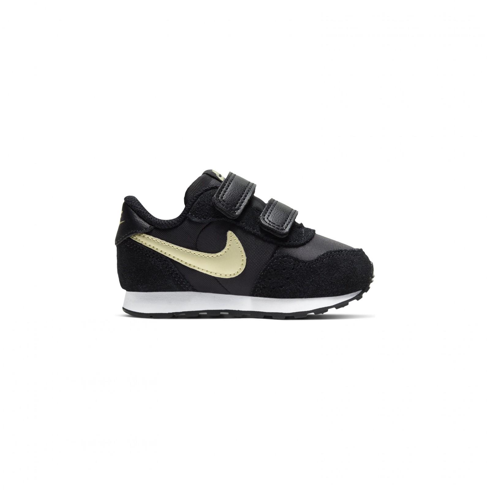 Nike MD Valiant BLACK/MTLC GOLD STAR-WHITE