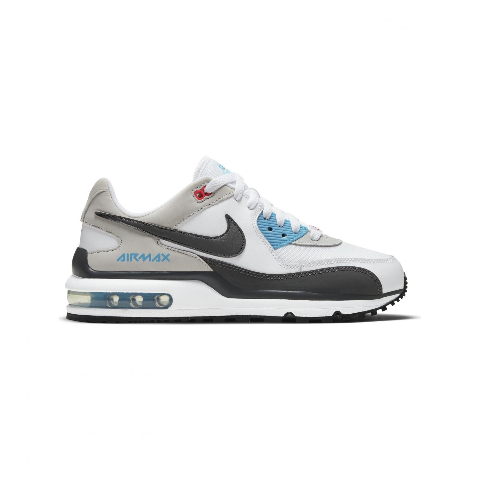 Nike Air Max Wright WHITE/IRON GREY-GREY FOG-CHLORINE BLUE