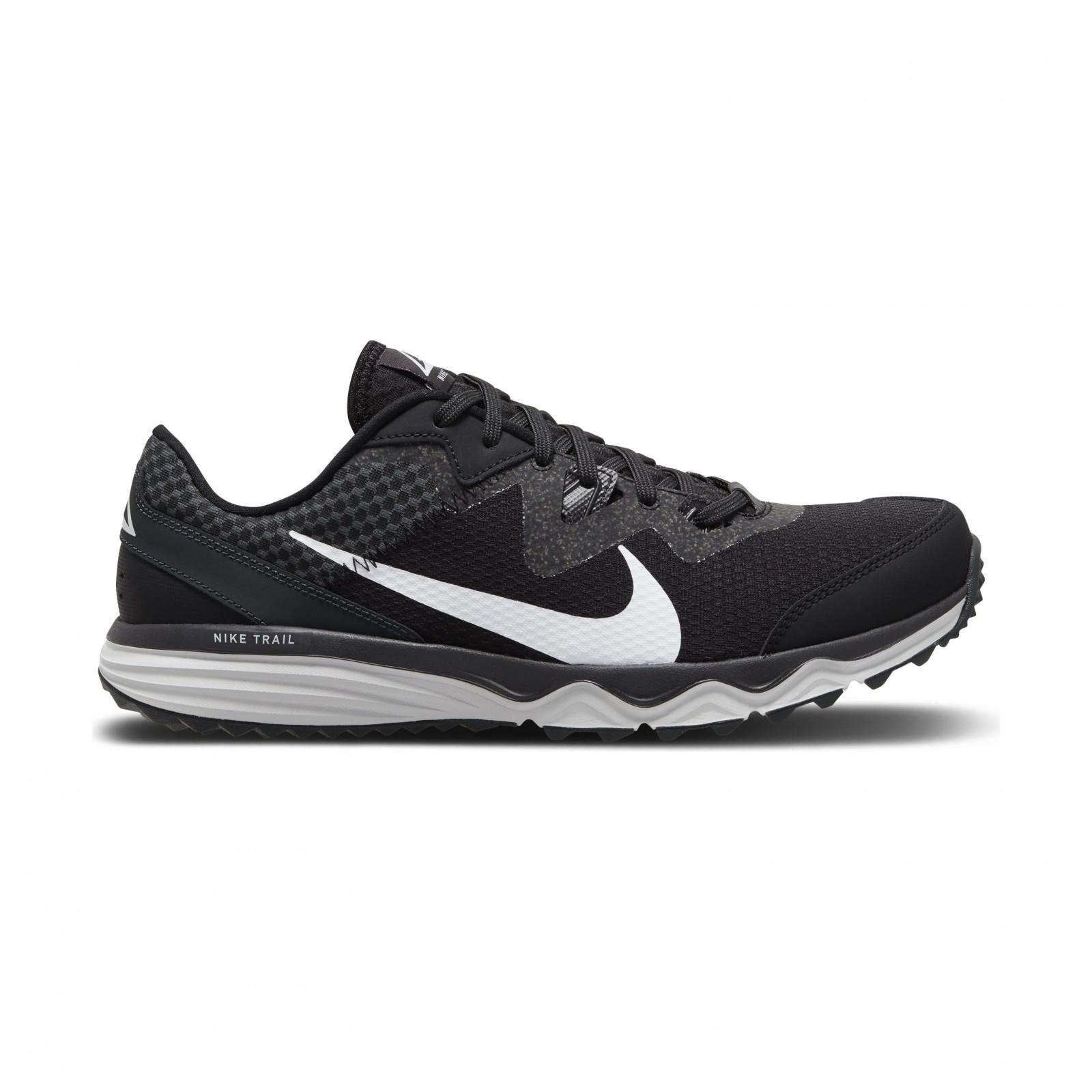 Nike Juniper Trail BLACK/WHITE-DK SMOKE GREY-GREY FOG
