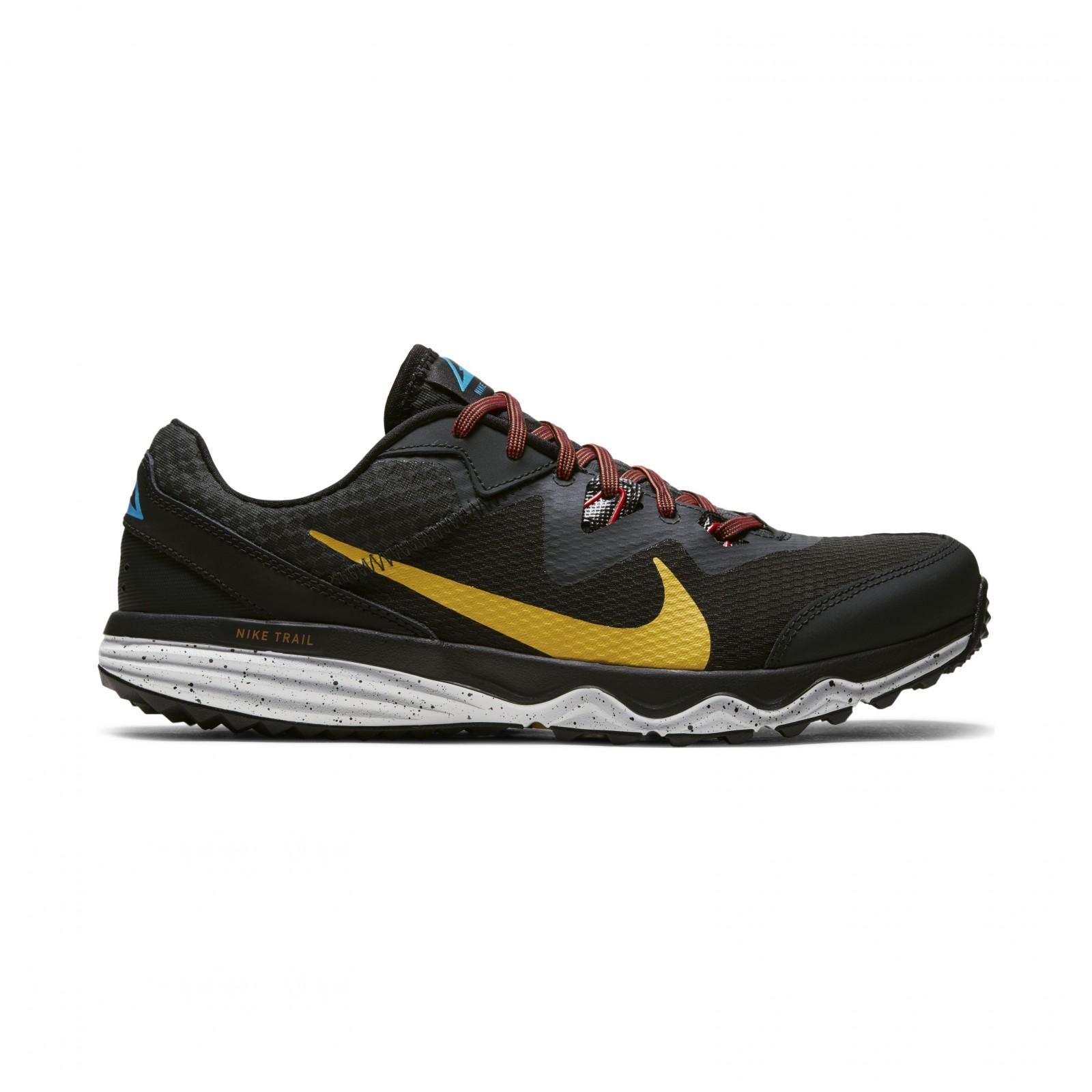 Nike Juniper Trail OFF NOIR/DARK SULFUR-BLACK-PURE PLATINUM