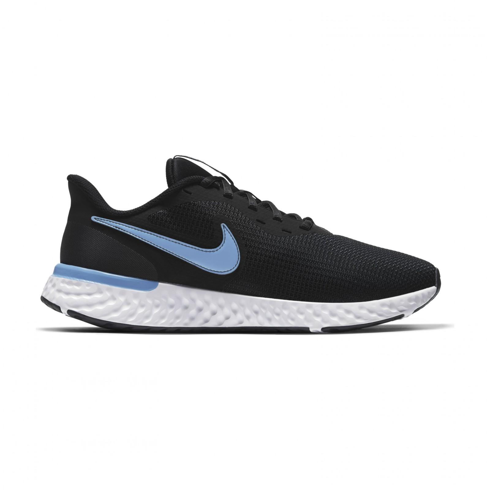 Nike Revolution 5 EXT BLACK/COAST-DK SMOKE GREY-WHITE