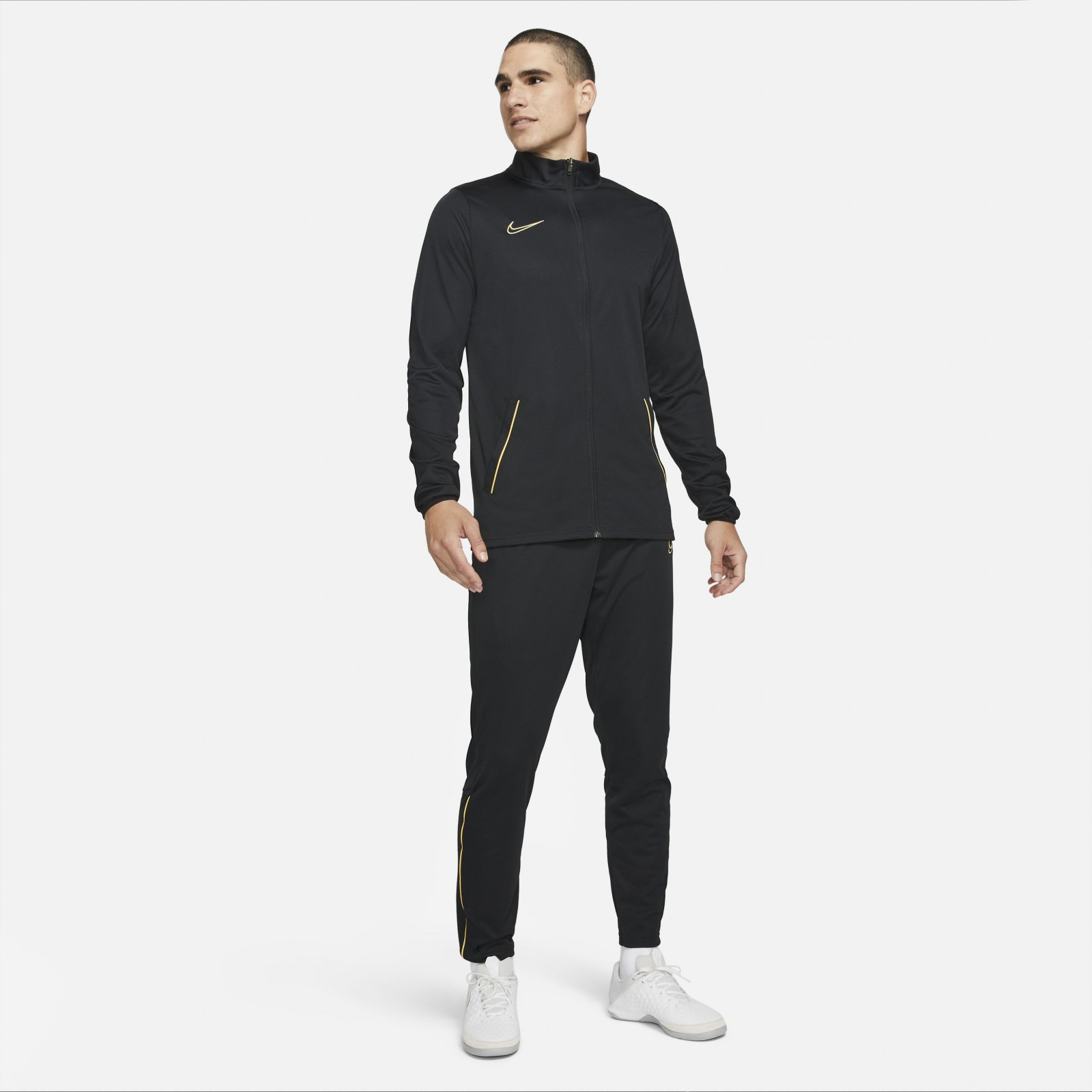 Nike Dri-FIT Academy BLACK/SATURN GOLD/SATURN GOLD