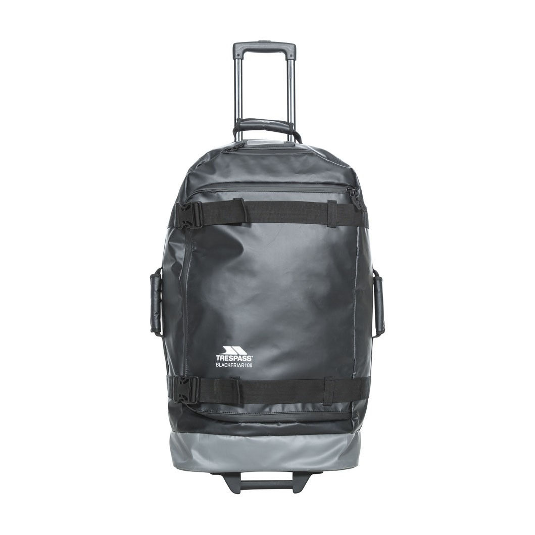 Blackfriar100 - 100l duffelbag BLACK