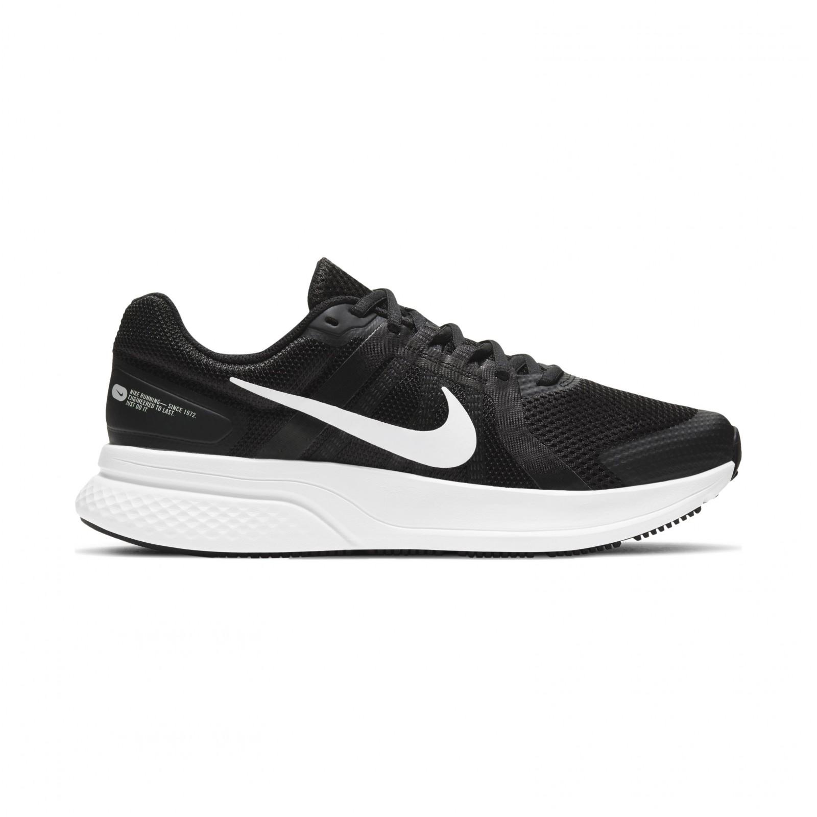 Nike run swift 2 black/white