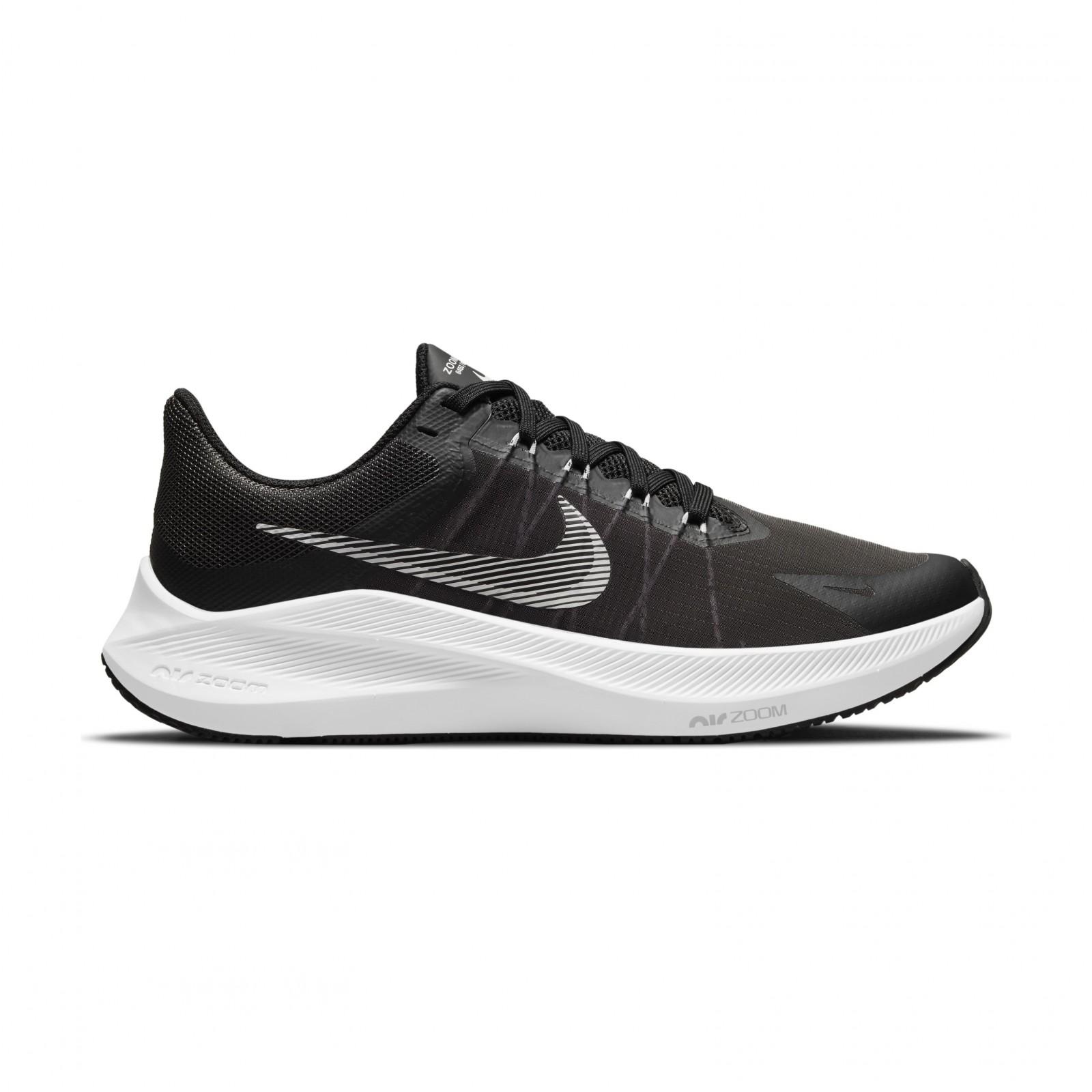 Nike Winflo 8 BLACK/WHITE-DK SMOKE GREY-LT SMOKE GREY