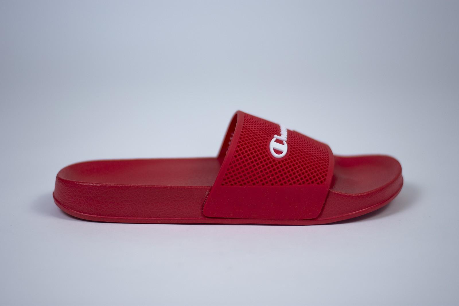 Champion Slide DAYTONA RED