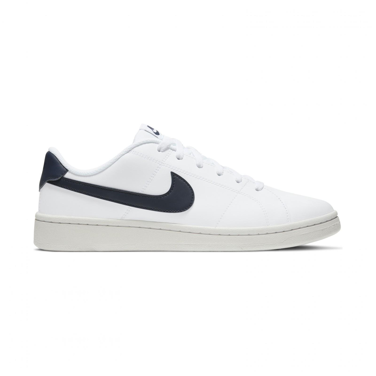 Nike Court Royale 2 Low WHITE/OBSIDIAN