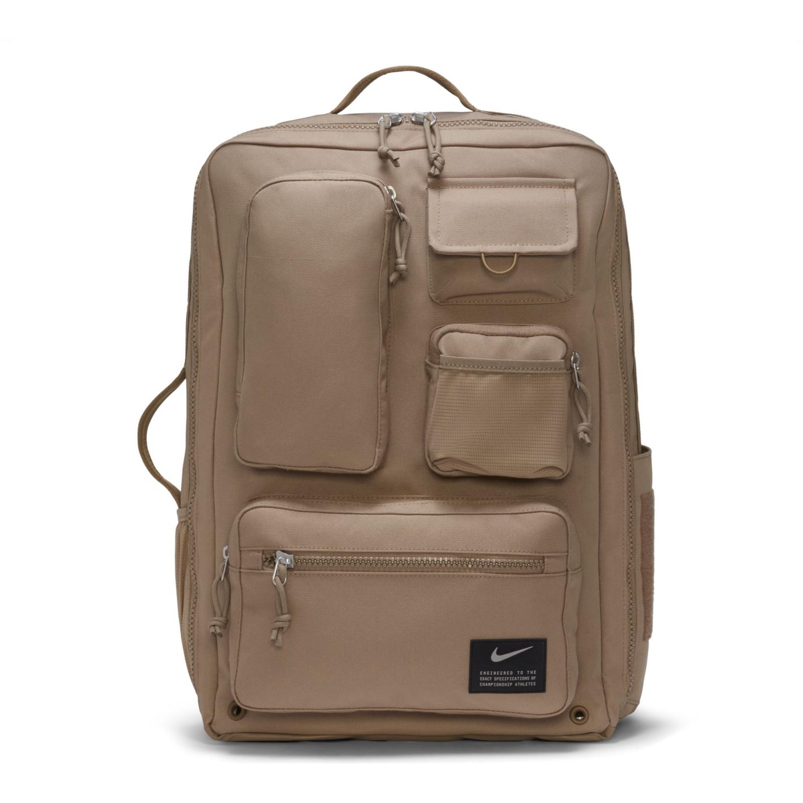 Nike Utility Elite Backpack BROWN