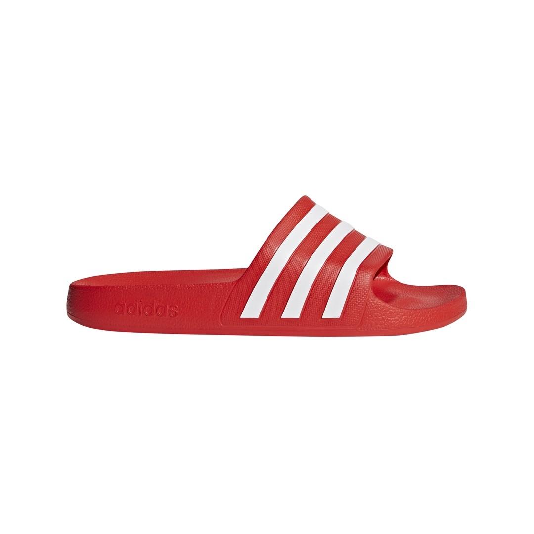 Adilette aqua ACTRED/FTWWHT/ACTRED