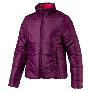 ESS Padded Jacket g Dark Purpl Dark Purple