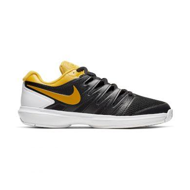 Nike air zoom prestige hc BLACK/UNIVERSITY GOLD-WHITE