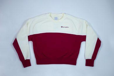 Crewneck Sweater Red