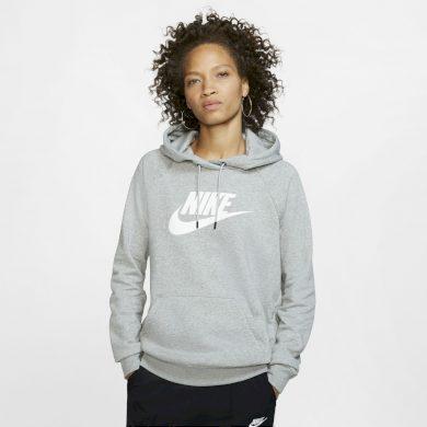 Nike Sportswear Essential DK GREY HEATHER/WHITE
