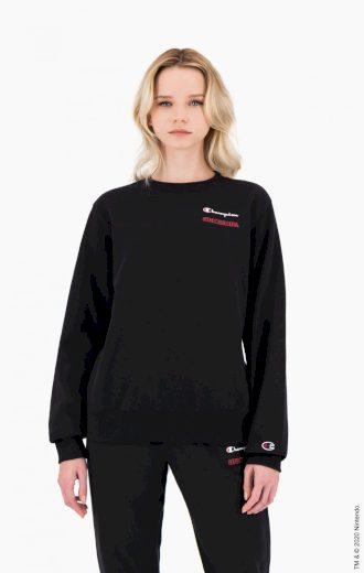 Crewneck Sweatshirt Black