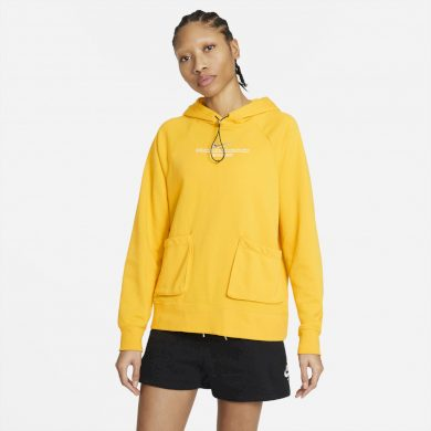 Nike Sportswear Swoosh UNIVERSITY GOLD/WHITE