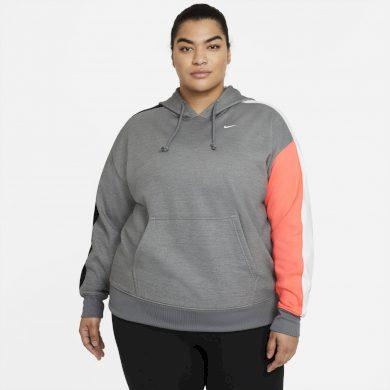 Nike Therma SMOKE GREY/HTR/WHITE/WHITE