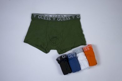 Guess boxer trunk 5pack MULTICOLOR MULTI