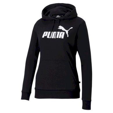 ESS Logo Hoodie TR Puma Black