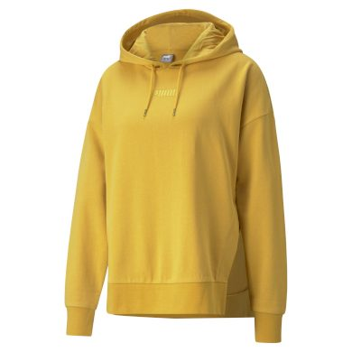 Puma   HER Hoodie TR Mineral Yellow