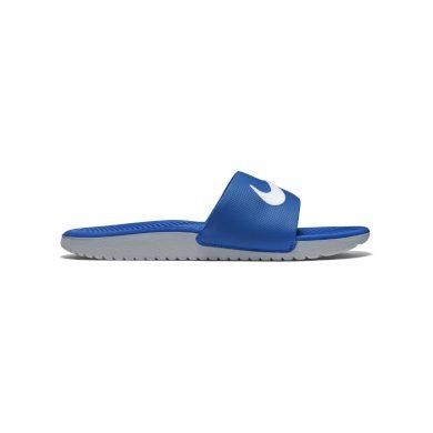 Nike kawa slide (gs/ps) HYPER COBALT/WHITE