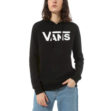 Wm classic v ii hoodie Black