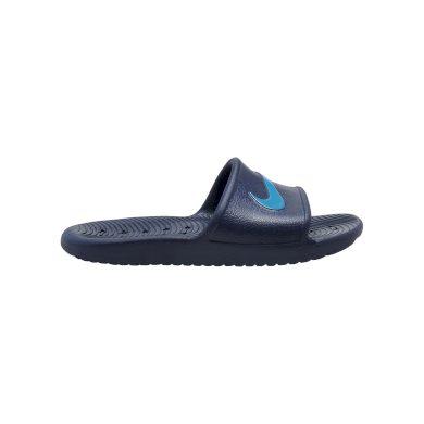 Nike kawa shower (gs/ps) MIDNIGHT NAVY/LASER BLUE