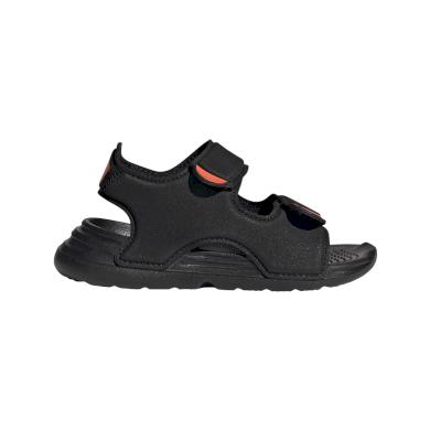 Swim sandal i CBLACK/CBLACK/FTWWHT