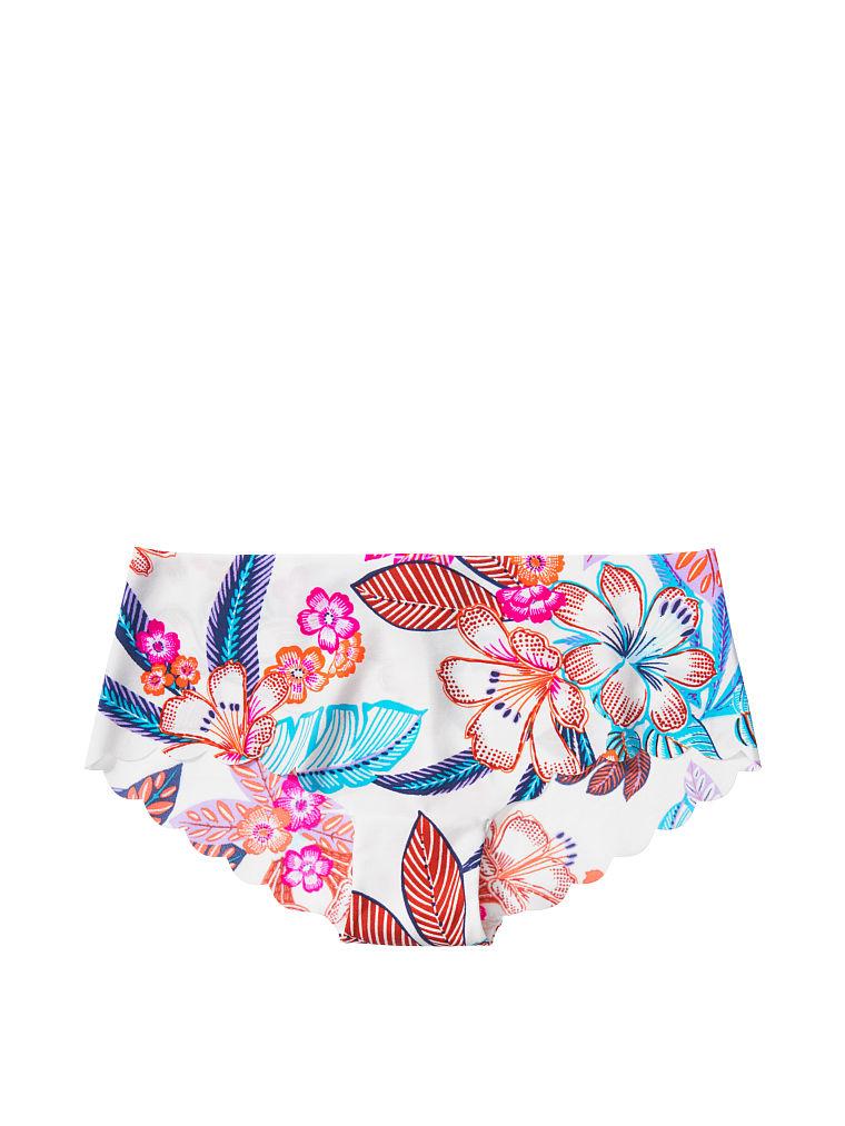 Dámské kalhotky Victoria's Secret Pink bezešvé tropical