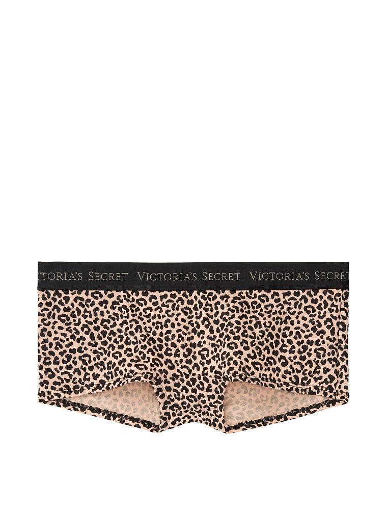 Dámské kalhotky Victoria's Secret kraťáskové leopardí