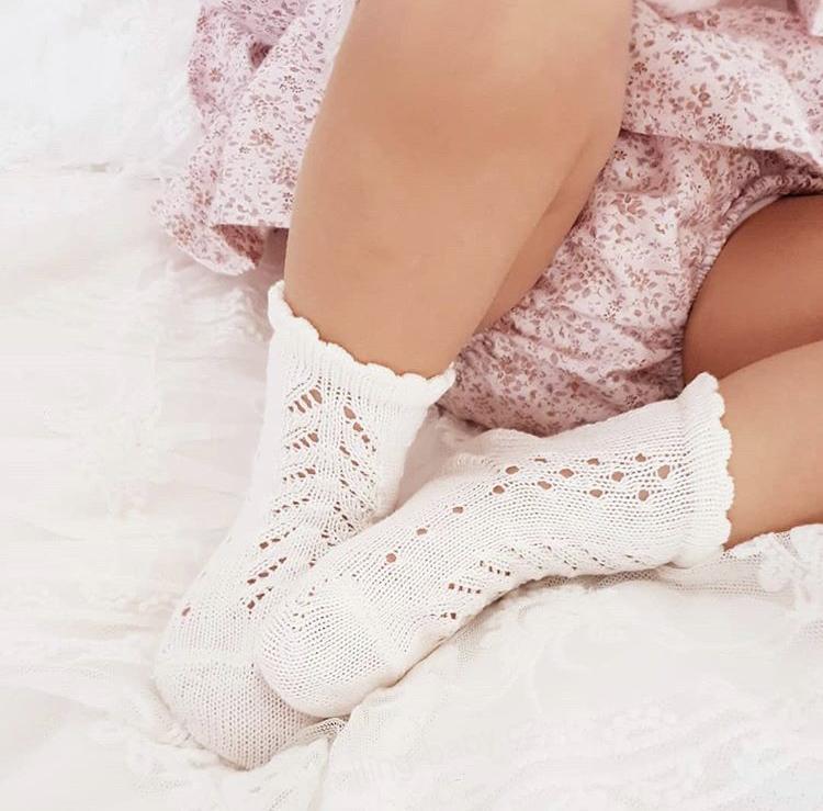 Condor dětské ponožky růžové 25214_500