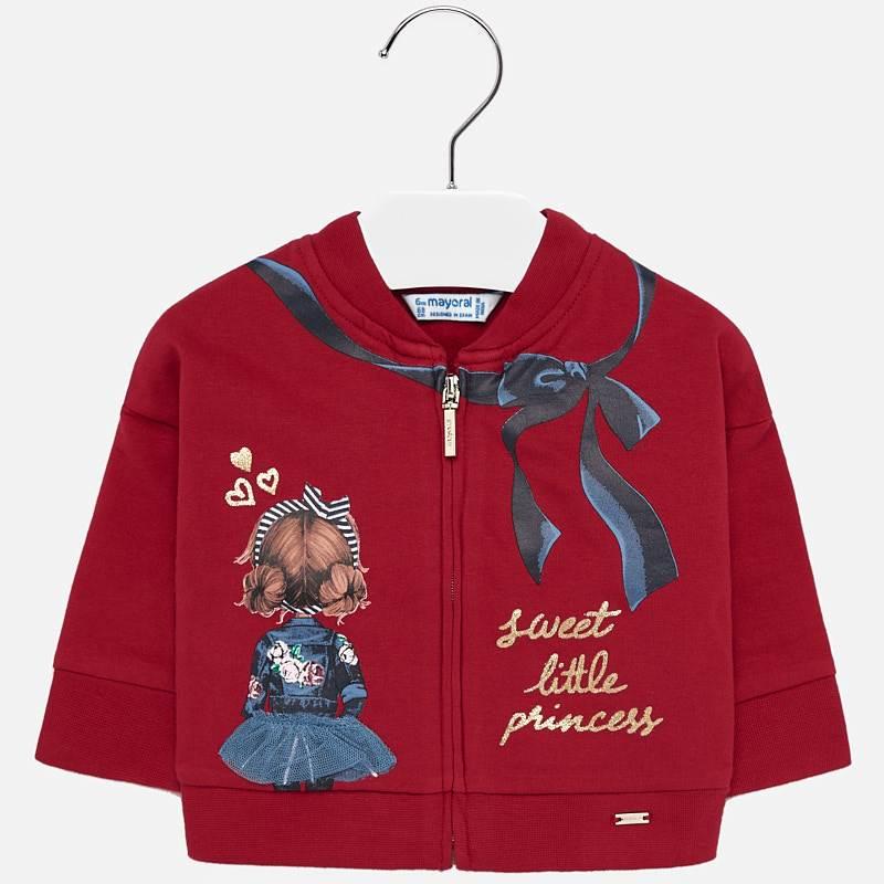 Mayoral dětská fleece mikina 2438_078