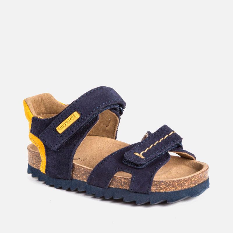 Mayoral chlapecké sandály modré 41082