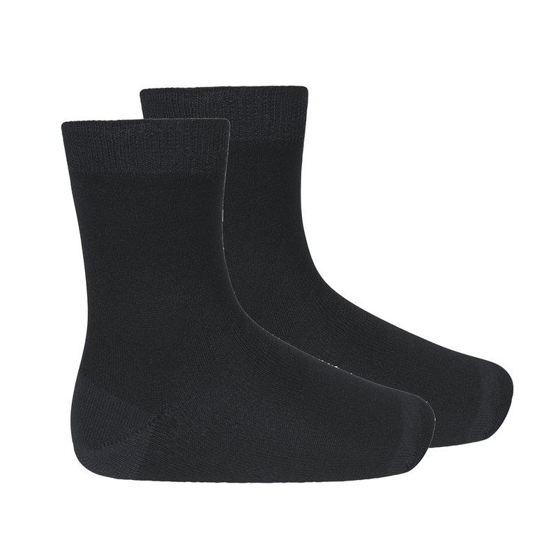 Condor dětské ponožky 22294 černé