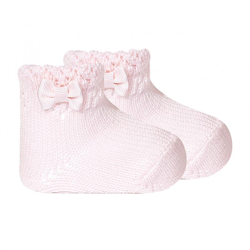Condor dětské ponožky růžové 25434_500
