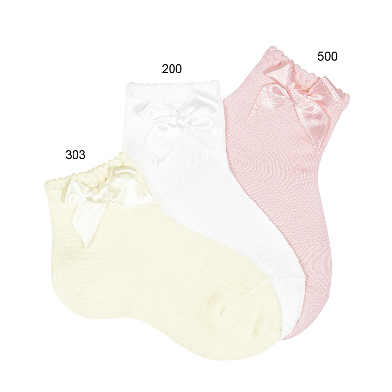 Condor dětské ponožky růžové 27304_500
