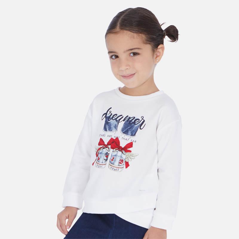 Mayoral dívčí mikina 03461-064