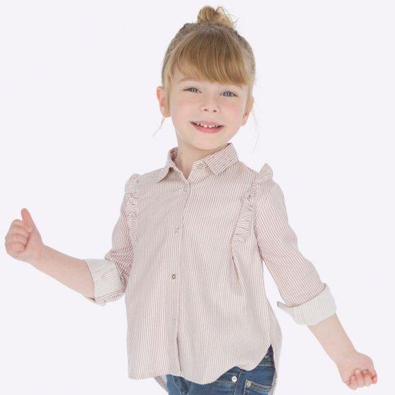 Mayoral dívčí košile 4107