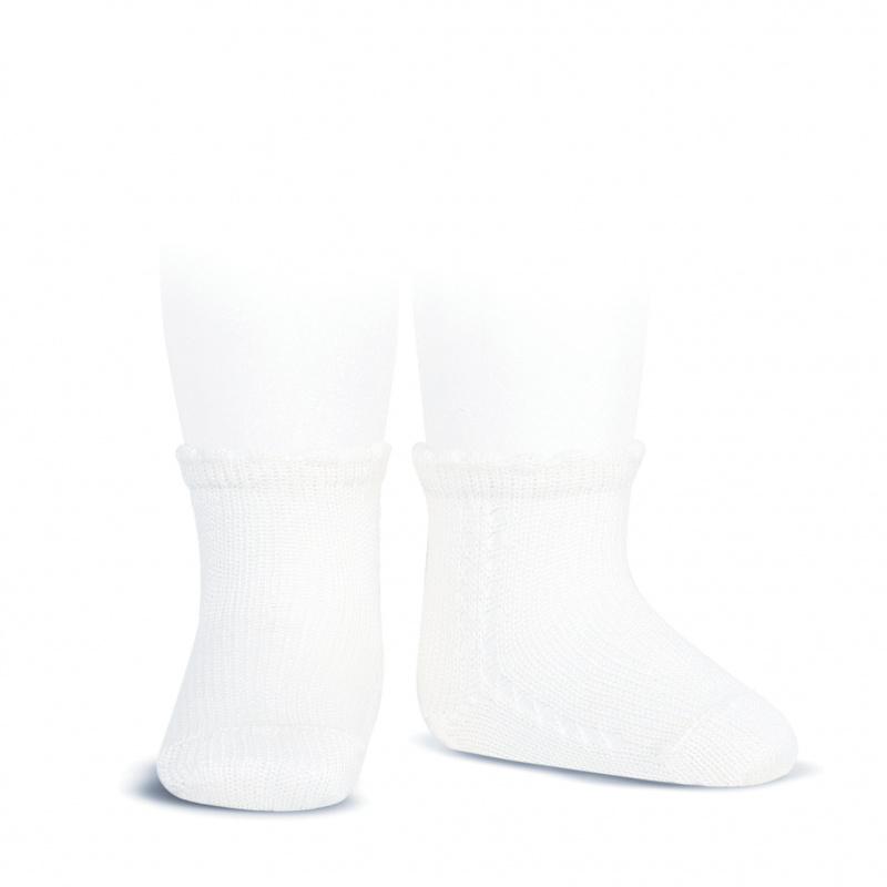 Condor dětské háčkované ponožky 25694 - 200