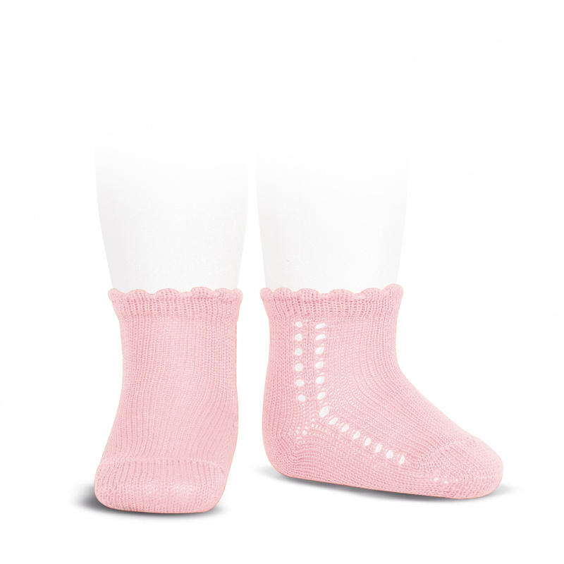 Condor dětské háčkované ponožky 25694 - 500