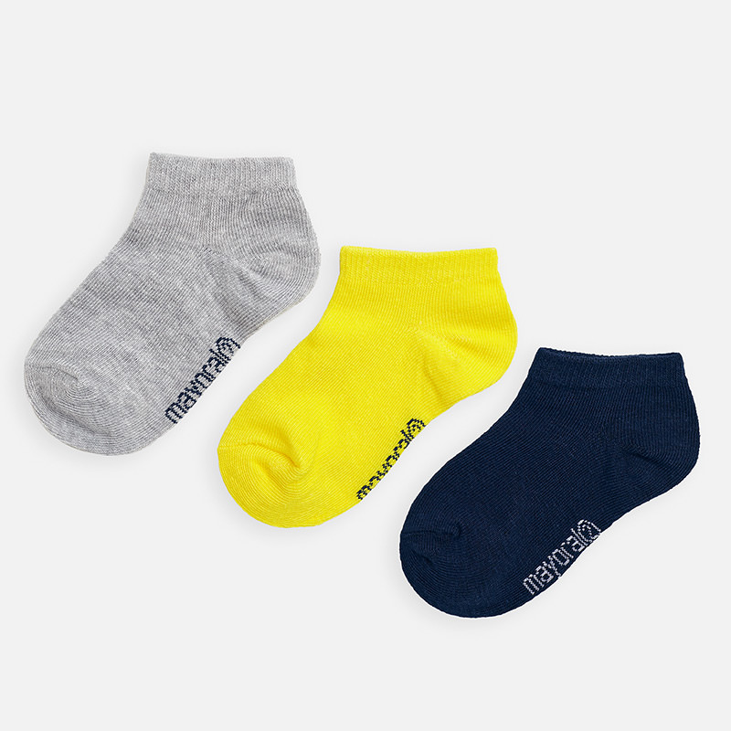 Mayoral kotníčkové ponožky 3ks 10784-083