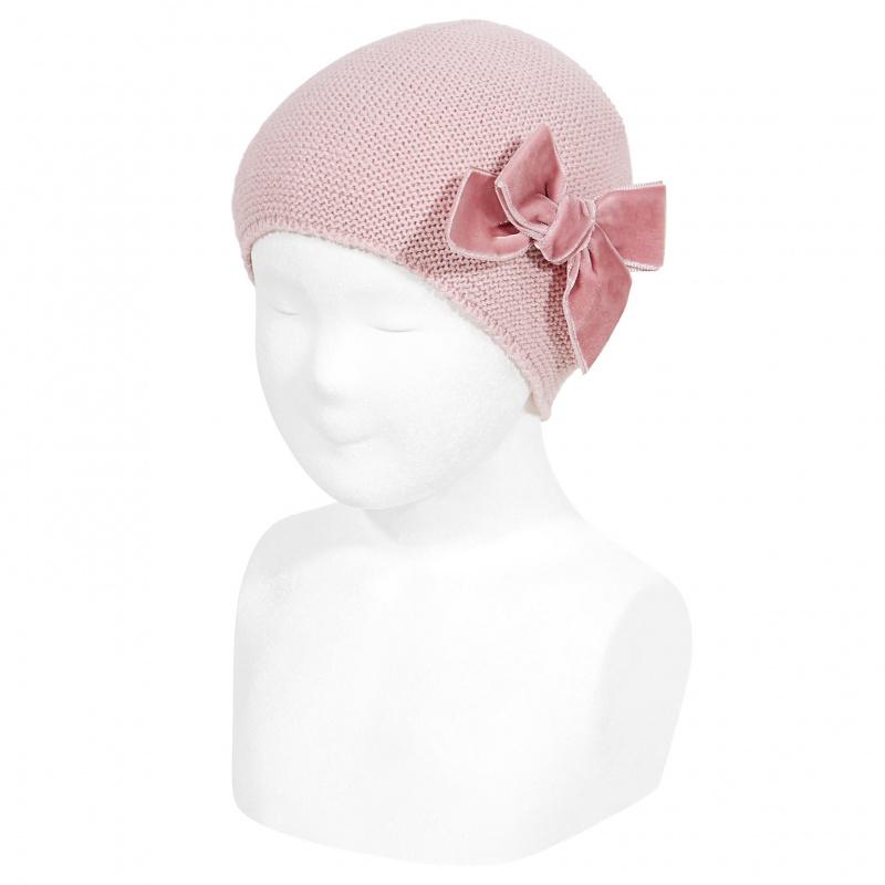 Condor dívčí čepice růžová 100_50036011_S_526